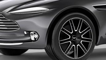 E' ufficiale: anche l'Aston Martin produrrà un suv