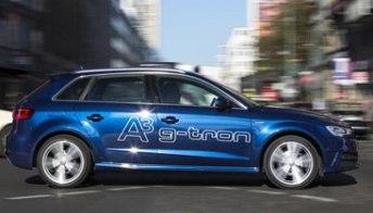 Audi A3 g-tron: prova su strada dell'auto a metano tedesca. Foto