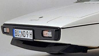 Le auto di James Bond: foto-quiz