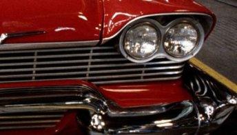 Le auto dei film Horror: foto-quiz