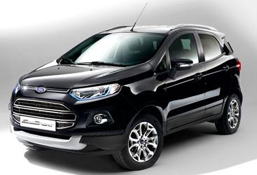 Ford Ecosport si rinnova: più comfort alla guida