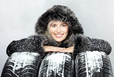 Pneumatici invernali, come sceglierli e usarli. Foto guida