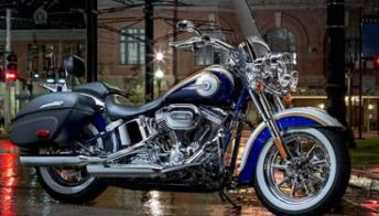 Harley Davidson, ABS di serie su tutte le moto in listino. Foto