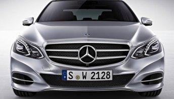Mercedes Classe E 2013: le immagini