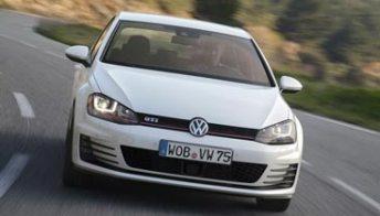 Nuova Volkswagen Golf GTI: la prova di un mito. Foto