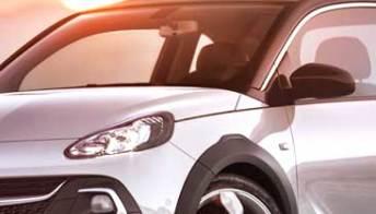 Nuova Opel Adam Rocks: dalla citycar al crossover. Senza interferenze