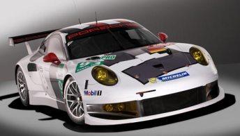 Porsche 911 RSR: le immagini