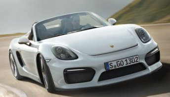 Porsche Boxster Spyder, la roadster torna alle origini