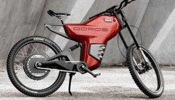 Qoros eBIQE, la bici elettrica con prestazioni da moto. Foto