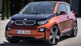 BMW i3, la compatta elettrica svela le sue forme. Costa 36.200 euro