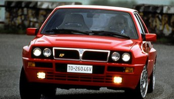 Lancia Delta Integrale, l'italiana indimenticabile. Foto-racconto