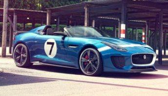 Jaguar Project 7, la spider da 300 km/h che sogna le corse Anni '50