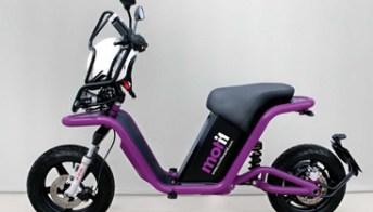 Motit, lo scooter che noleggi da 45/cent di euro al km. Foto
