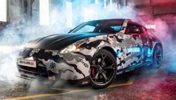 Nissan 370Z Nismo, 344 CV di rabbia pronti a correre. Foto
