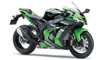 Nuova Kawasaki ZX-10R: la Ninja sempre più da Superbike
