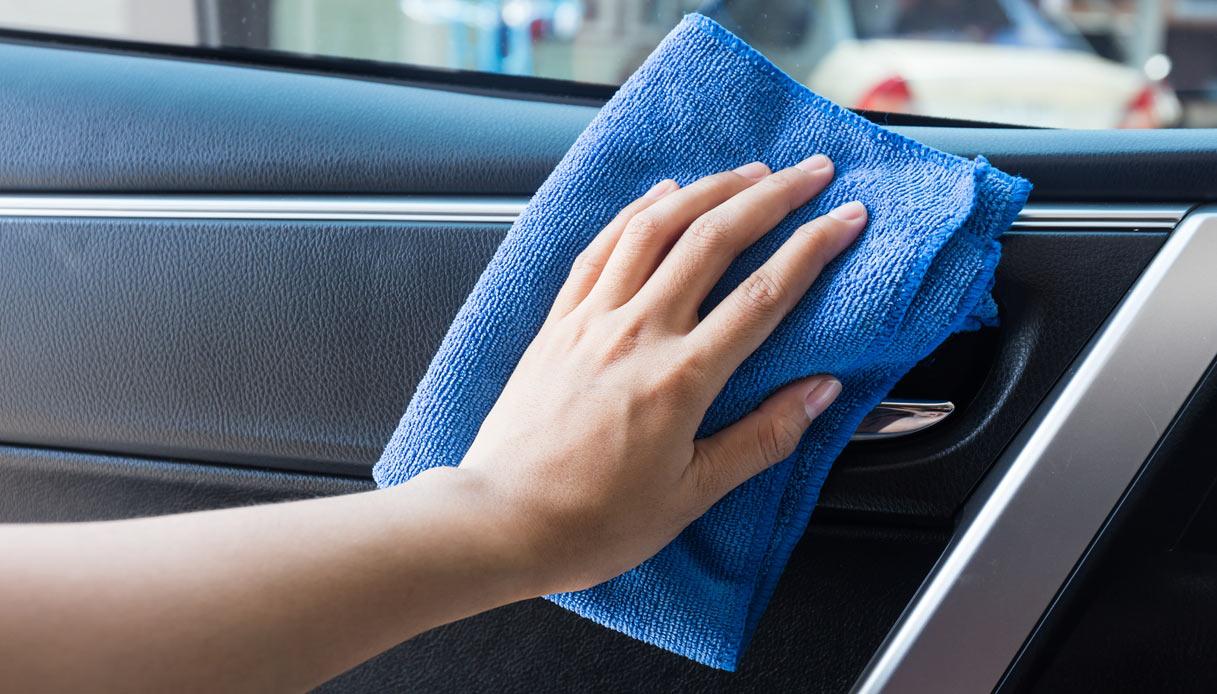 Lava E Asciuga Vetri Elettrico come pulire i vetri interni dell'auto | virgilio motori