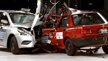 L'esito del crash-test è sorprendente. Video