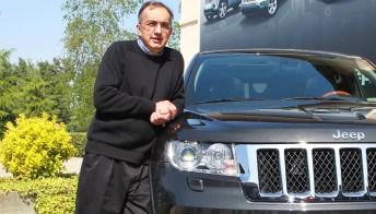 Marchionne apre all'elettrico e al grande Suv Alfa Romeo