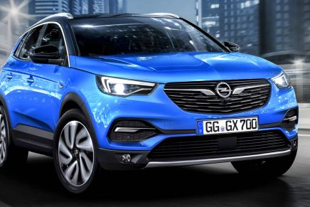 Opel Grandland X: il nuovo Suv è atletico e avventuroso