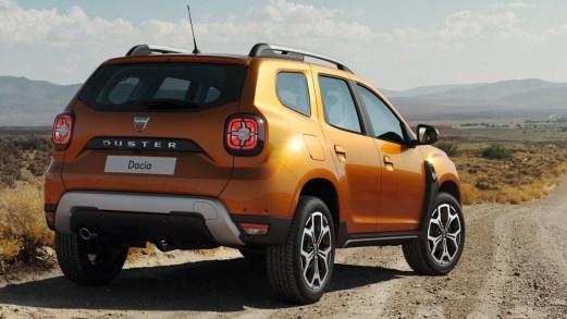 Dacia Duster: in uscita a gennaio 2018