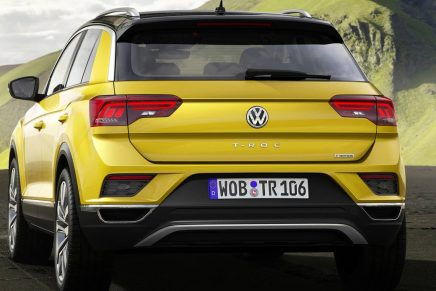 T-Roc: il nuovo Suv compatto di Volkswagen