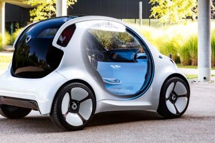 Car2go: il futuro del car-sharing sarà a guida autonoma