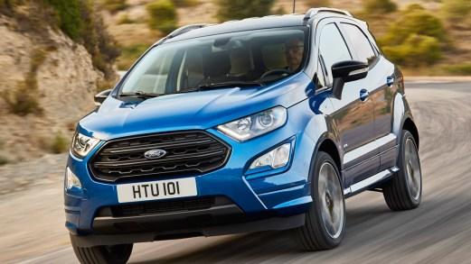 Ford Ecosport: in uscita a gennaio 2018