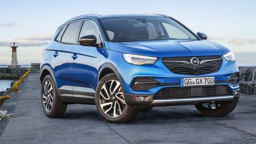 Nuova Opel Grandland X: la prova su strada