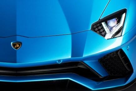 Aventador S Roadster: la nuova belva di Lamborghini