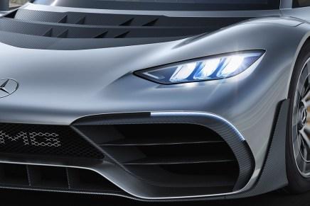 Mercedes-AMG Project ONE: dalla Formula 1 alla strada
