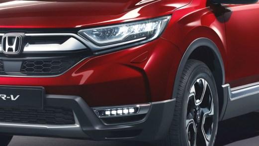 Salone di Ginevra 2018: Honda CR-V, debutta la nuova generazione