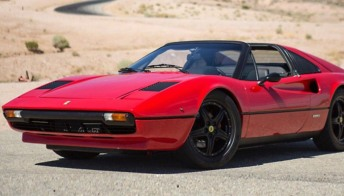 Ferrari 308 GTE, venduta all'asta la prima Ferrari elettrica