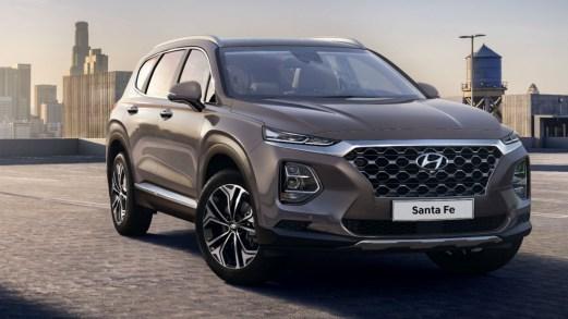 Nuova Hyundai Santa Fe, arriva la quarta generazione