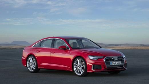 Audi A6 quinta generazione, più leggera e tecnologica