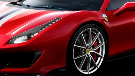 Ferrari Pista 488 il nuovo bolide di Maranello