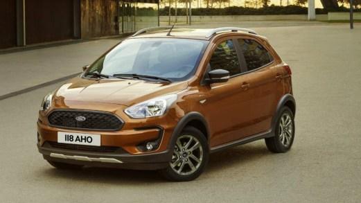Speciale Ginevra: nuova Ford  KA+ Active