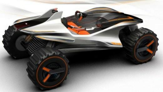 Al Salone di Ginevra 2018 torna la dune buggy, ecco la Hyundai Kite