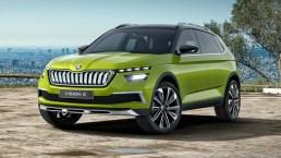 Škoda Vision X: il concept in anteprima al Salone di Ginevra