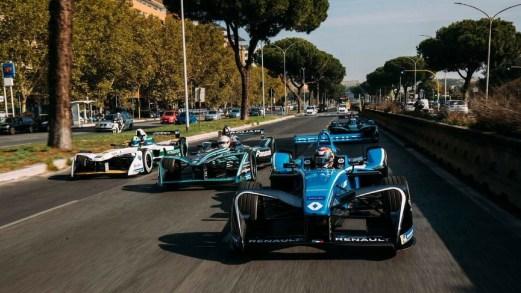 Roma si prepara ad ospitare il Gran Premio di Formula E