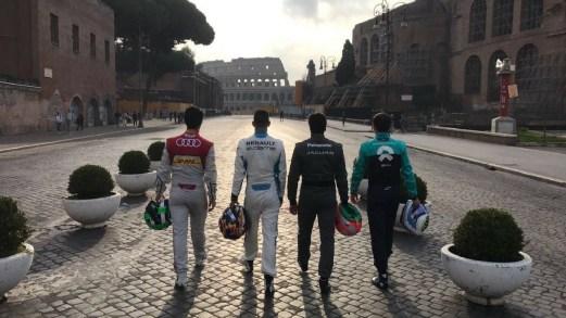 Formula E, tutto esaurito a Roma ma l'accesso ai prati sarà gratis