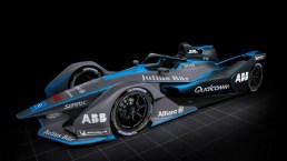 Presentata Gen 2, l'auto elettrica del campionato di Formula E 2018