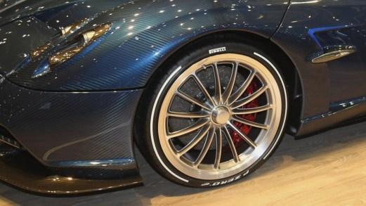 L'auto più costosa al mondo: la Pagani Zonda HP Barchetta