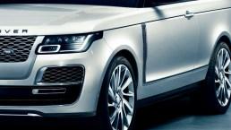 Range Rover SV Coupé, il suv di lusso super esclusivo