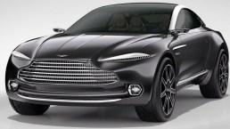 Aston Martin lancerà il Suv elettrico?