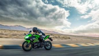 Kawasaki Ninja 400: facile da amare