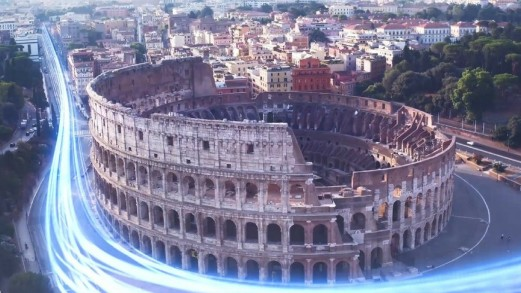 Formula E: lavori in corso sul circuito di Roma