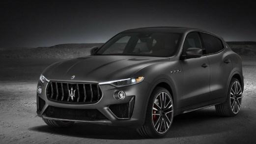 Levante Trofeo è il suv Maserati da 300 km/h