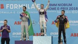 I risultati dello strepitoso debutto della Formula E a Roma