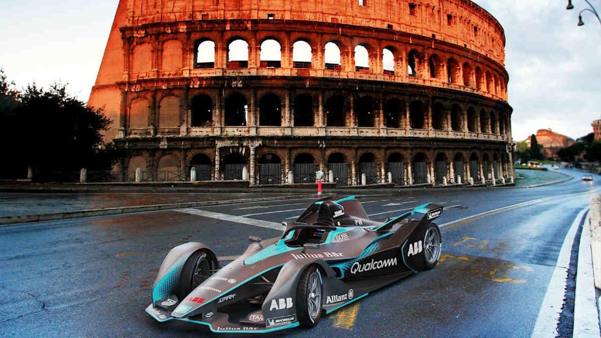 Formula E a Roma: lo speciale