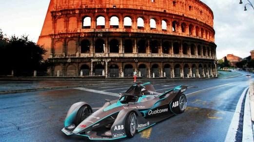 Porsche entrerà in Formula E dal 2019